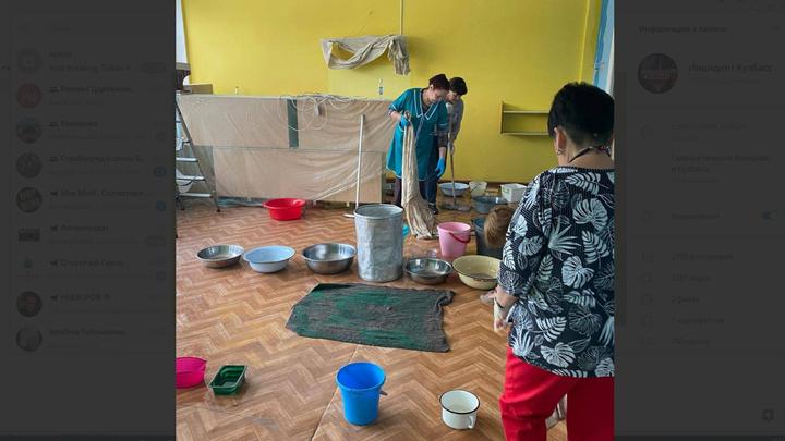 Топкинские родители пожаловались губернатору на затянувшийся ремонт детсада