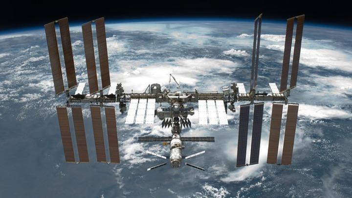 Привет, МКС: В небе над Москвой будет виден полет Международной космической станции