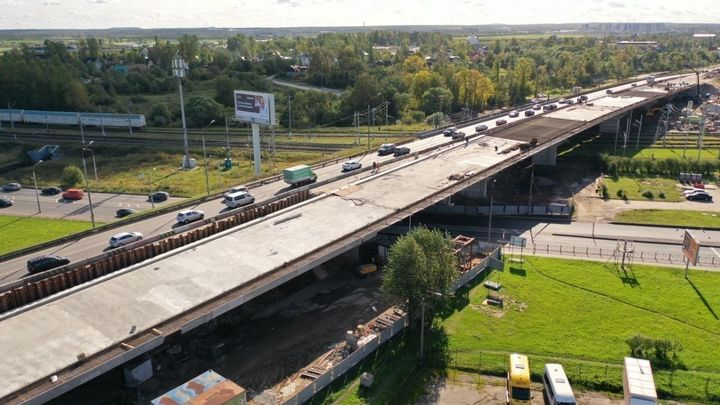 Мишустин выделил 500 миллионов рублей из федерального бюджета на Лиговский путепровод