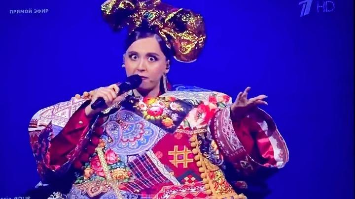 Опозорившая русских женщин певица Манижа вышла на сцену «Евровидения», и прошла в финал конкурса