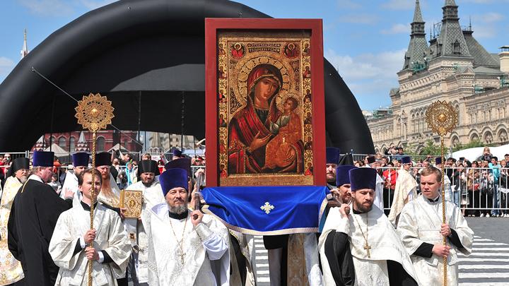 Светлый вторник. Иверская икона Божией Матери. Православный календарь на 21 апреля