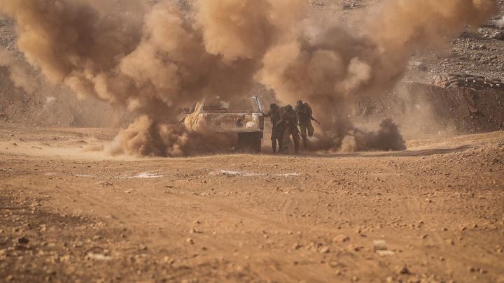Военкор Олег Блохин показал последствия атаки ВКС на любимых боевиков Турции