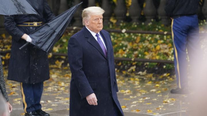Минус штат: Трамп опротестовал итоги голосования