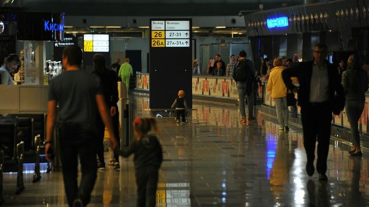 Одна из пассажирок угрожает взорвать себя: об экстренной посадке в Домодедово сообщили источники