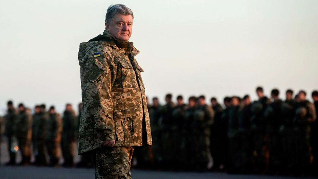 Порошенко: РФусилила военное присутствие вдоль границы