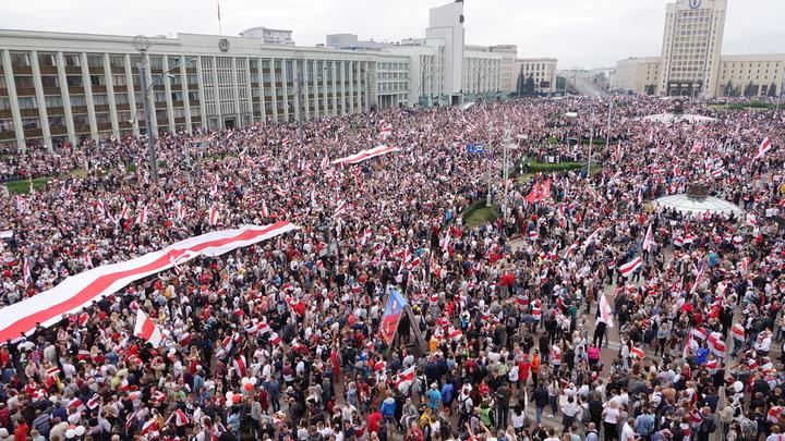 Попытка организовать в России революцию запущена: Зачинщики хотят переплюнуть Белоруссию