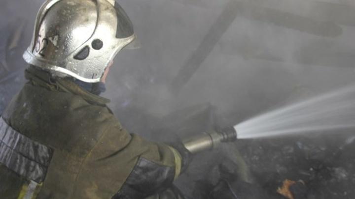 Мог бы и поярче гореть: в Петербурге девушка врезалась в полыхающую машину и обвинила ее владельца
