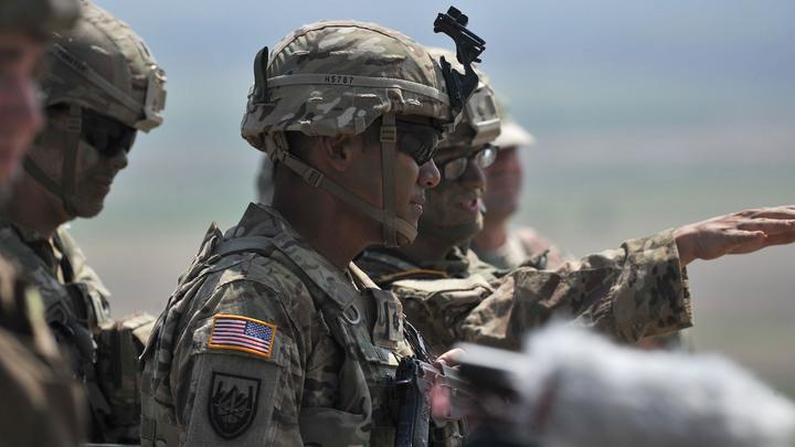 Протурецкие боевики напали на военных США в Сирии