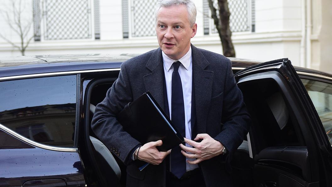 Министр финансов Франции предложил Российской Федерации санкционный маневр