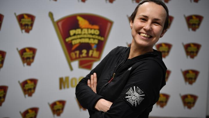 Отбойным молотком и лопатой: Чичерина рассказала, как добывала уголь в шахте Донбасса