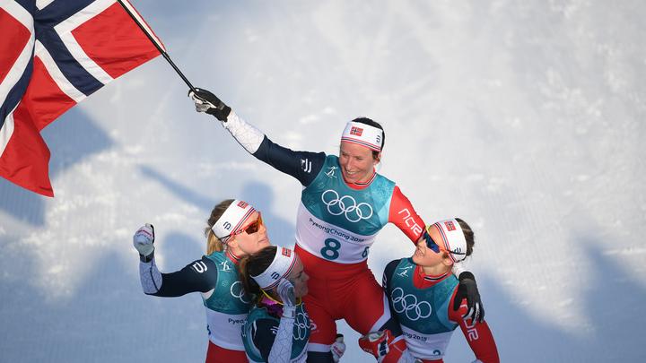 Норвежцы требуют защитить их лыжников-астматиков от обвинений в применении допинга
