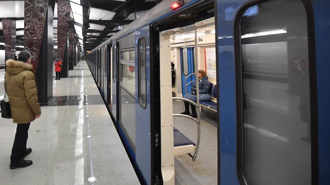 Технический сбой парализовал фиолетовую ветку метро в Москве