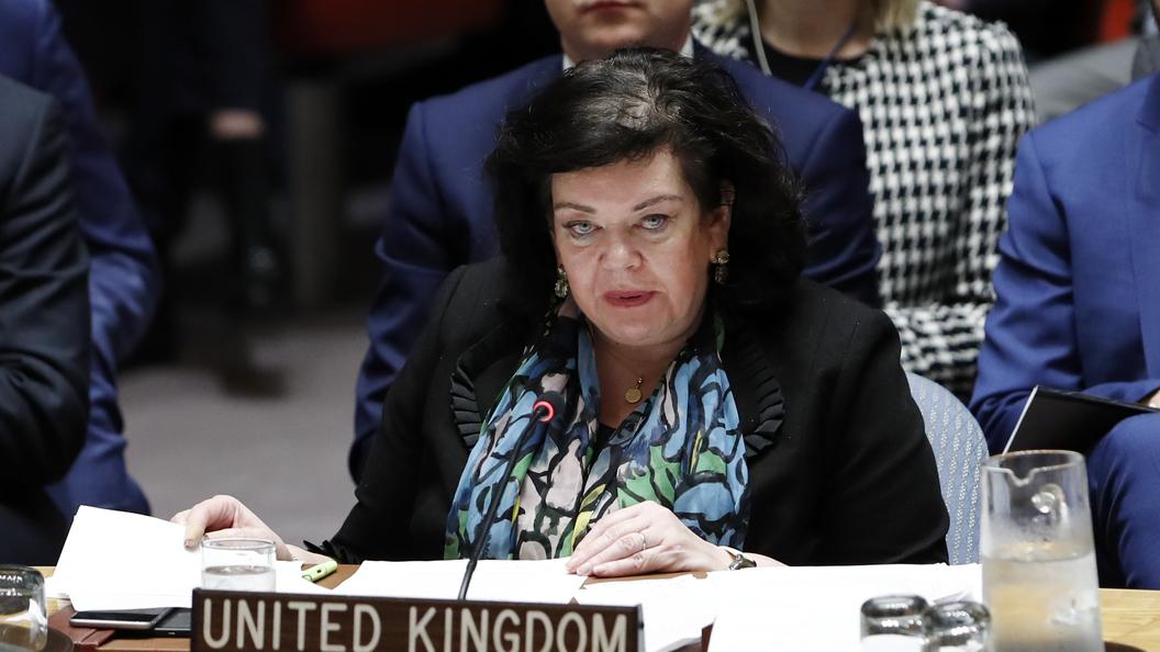 Постпред Англии вОрганизации Объединенных Наций назвала 4 условия дипломатического решения сирийского кризиса