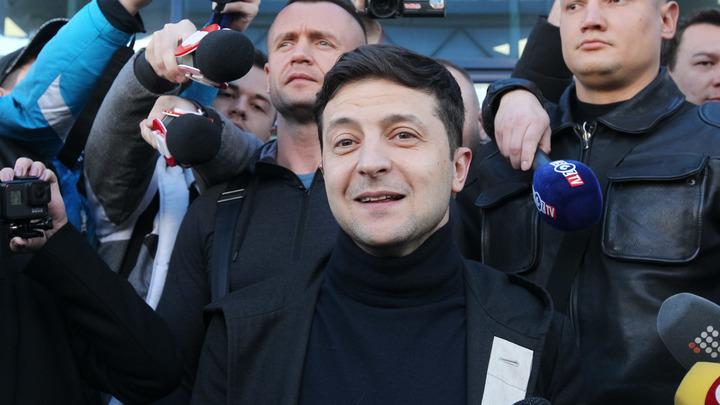 Россию заранее обвинили в убийстве Зеленского