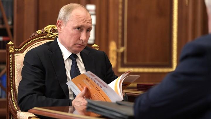 Путина просили прикрыть дела о коррупции с миллиардными хищениями