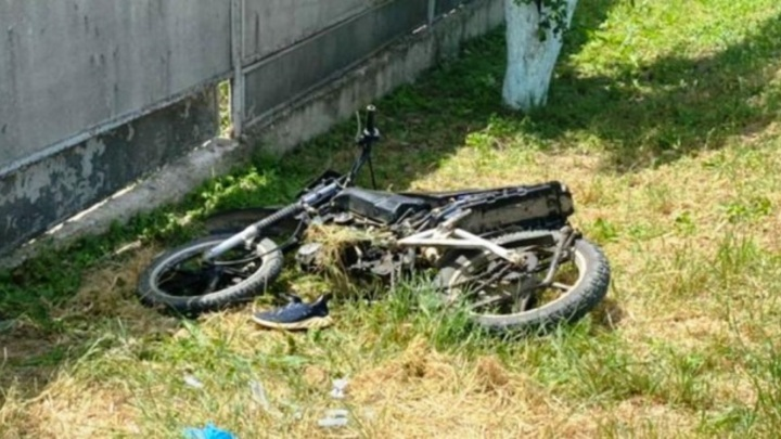 В Усть-Лабинске 8-летний мальчик на квадроцикле сбил 5-летнего ребенка