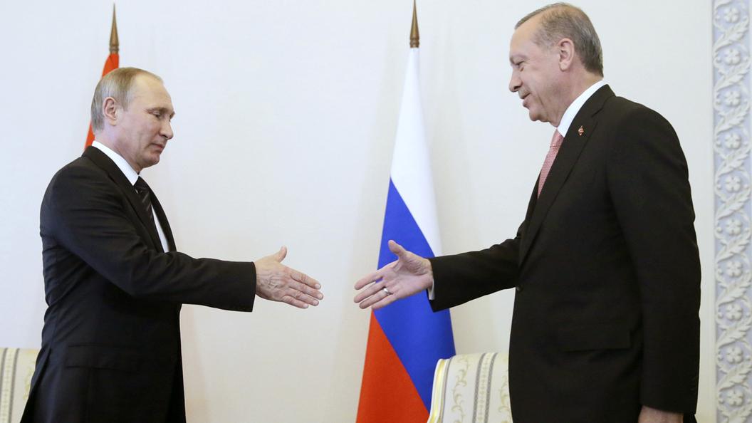 Встреча Путин - Эрдоган: Главные итоги
