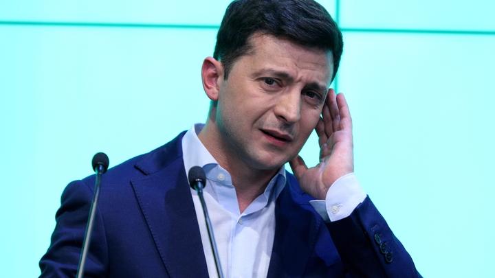 Зеленский распустил Верховную раду по методу Голобородько