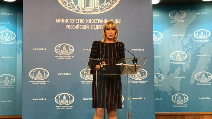 Захарова преподала урок арифметики США, сообщившим о сотнях погибших русских в Сирии