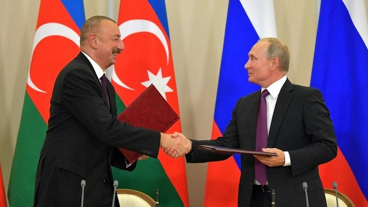 Россия и Азербайджан: Еще партнеры или уже союзники?