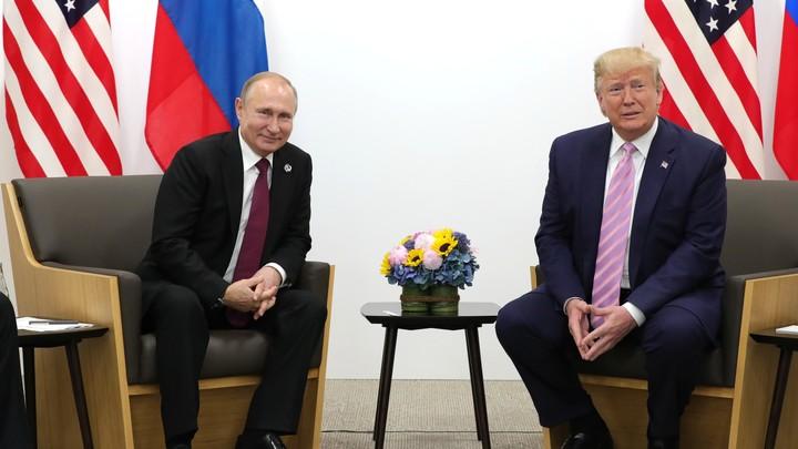 США собрались помочь: Трамп в разговоре с Путиным поделился соображением
