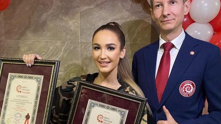 Из Санкт-Петербурга с любовью: Ольга Бузова набрала 22 миллиона подписчиков в Instagram