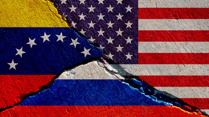 Россия побеждает США в Венесуэле
