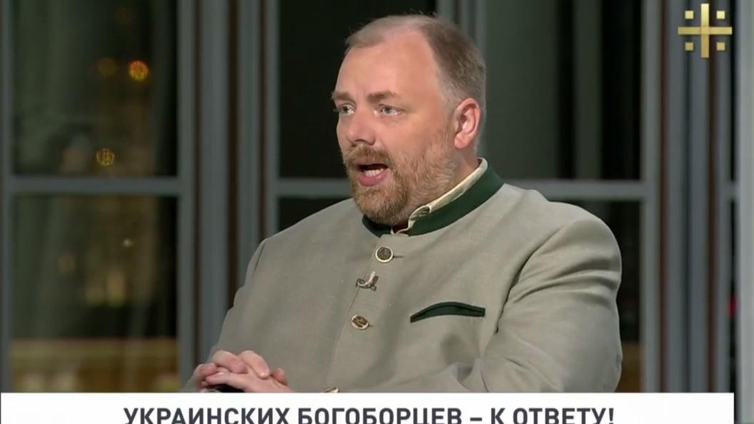 Егор Холмогоров: СвятыниКиево-Печерской лавры не должны попасть в руки сектантов