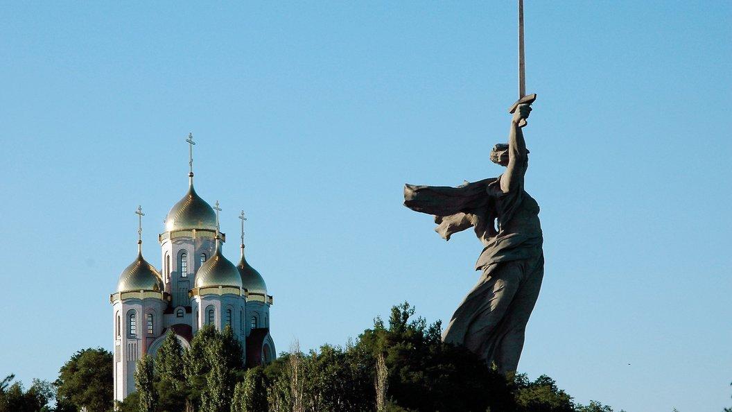 В Волгограде часть Парка вдов погибших в Сталинградской битве займет парковка