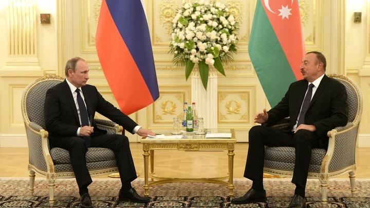 В Дагестан отправлен десант спасателей, медиков и военных: А ещё Путин привлёк главу Азербайджана