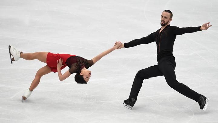 Фигуристы Столбова и Климов перешагнут Олимпиаду в Пхенчхане