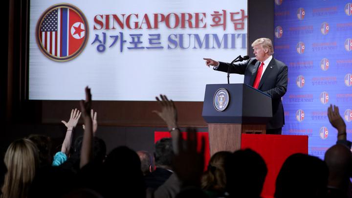 «Миротворец Трамп»: Президент США стал главным лауреатом на Нобелевку в 2019 году