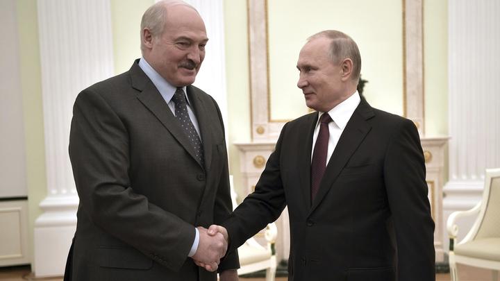 Вошел во вкус: Лукашенко и Путин проведут серию переговоров за три дня