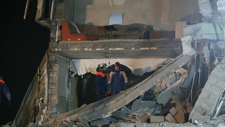 Взрыв в многоэтажке Магнитогорска: Есть первые жертвы