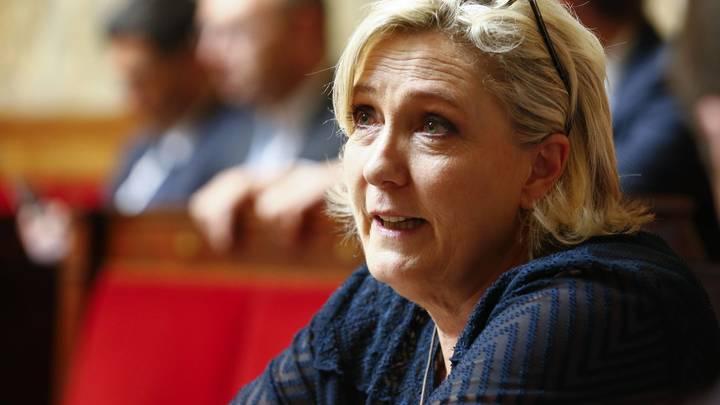 Абсурдная пародия: Марин Ле Пен объяснила нежелание ЕС вернуть Россию в G8