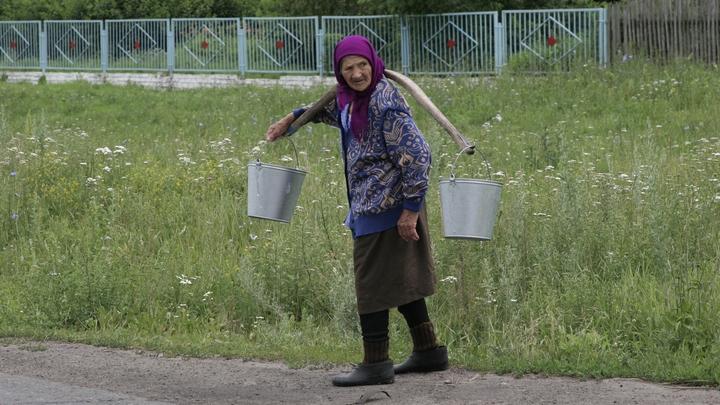 Депутаты Заксобрания НСО требуют решить проблему с питьевой водой в деревнях и сёлах