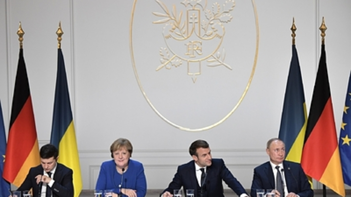 Пауза с Донбассом вызвала недовольство Парижа Зеленским: Украинский дипломат заявил о непонимании французов