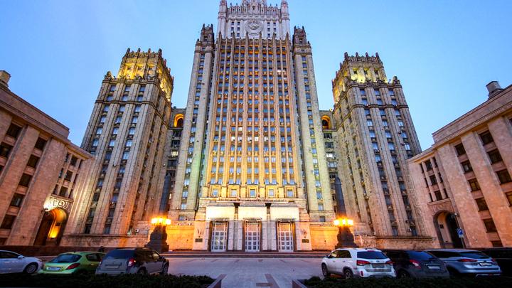 Россия выдворяет пресс-секретаря посольства США