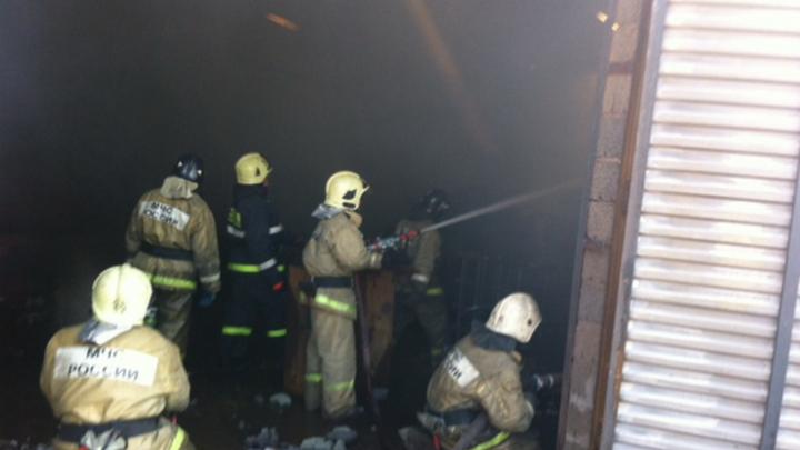 В Ленобласти во время пожара погибла пятилетняя девочка
