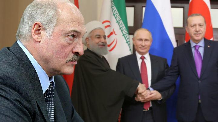 Четвёртый не лишний: Зачем Путин, Эрдоган и Рухани позвали Лукашенко