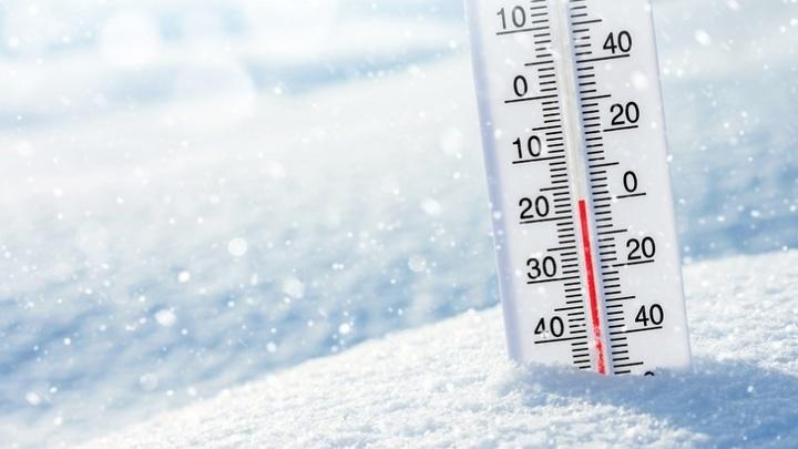 До -17 градусов: В Краснодарском крае прогнозируют снегопад