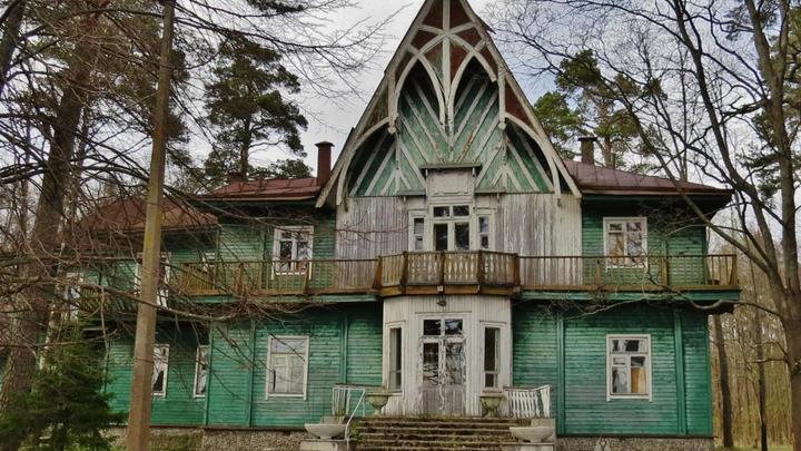 Инвесторы потратят миллиард рублей, чтобы превратить «Дачу Кинга» в Зеленогорске в спа-отель