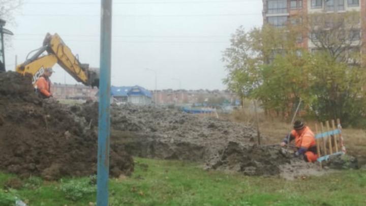 Тысячи жителей Ростова-на-Дону остались без воды из-за крупной аварии на водопроводе