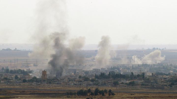 После себя - одни руины: Почему, покидая Сирию, американцы полностью уничтожили свою авиабазу