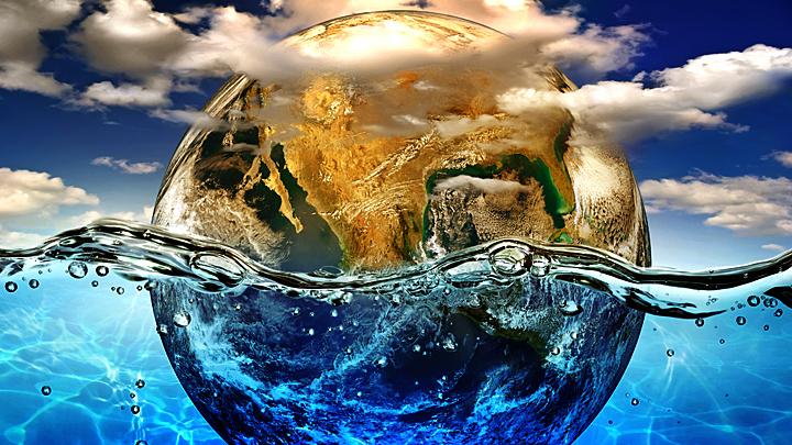 Жара приближается: Какие страны уйдут под воду из-за таяния ледников