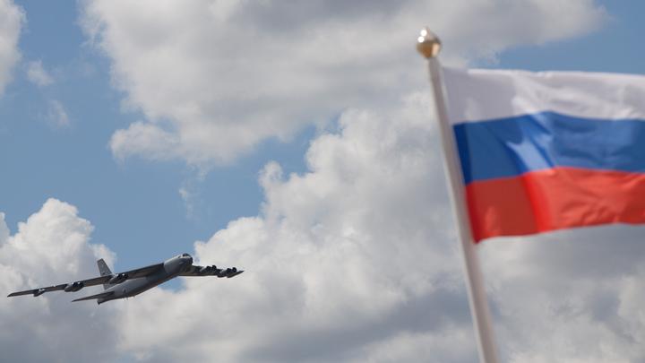 Бомбардировщики В-52 ВВС США приблизились к территории России на расстояние удара - СМИ