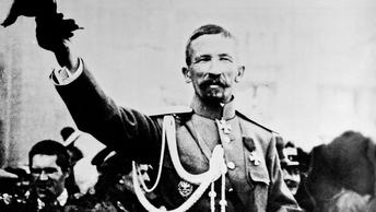 Гибель генерала Корнилова