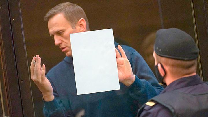 У них была машина времени: Теперь с Навальным всё ясно