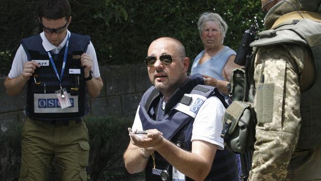 «Школьное перемирие» на Донбассе нарушено сотни раз — ОБСЕ