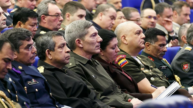 В Сирии сбылись прогнозы, которые мы давали 15 лет назад - Академия Генштаба ВС РФ